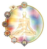 Chakras in Lotus Position