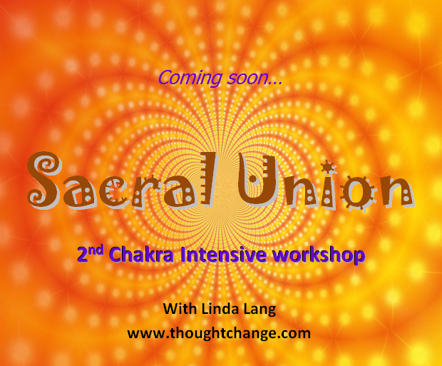 Sacral Union Chakra workshop