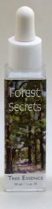 Forest Secrets English Bottle