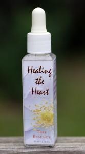 Healing the Heart English Bottle