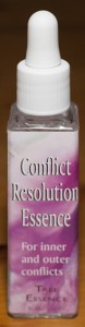 Conflict English Bottle